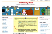 Faculty Room Blog